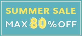 セールバナーMAX80%